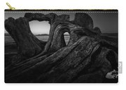 The Roots Of The Sleeping Giant Bw Carry-all Pouch