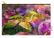 The Roses In The Sheep Dream Carry-all Pouch