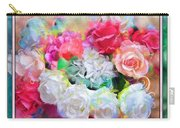 The Roses Of Catherine Deneuve Carry-all Pouch