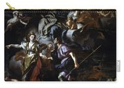 The Royal Hunt Of Dido And Aeneas Carry-all Pouch