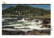 The Rugged Beauty Of The Oregon Coast - 1 Carry-all Pouch