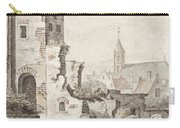 The Ruins Of Utrecht Carry-all Pouch