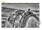 The Saddle Bw  Carry-all Pouch