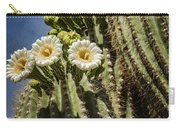 The Saguaro Cactus  Carry-all Pouch