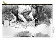 The Saint Bernard Club Dog Show Carry-all Pouch