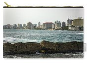 The San Juan Puerto Rico Cityscape Carry-all Pouch