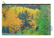The Sanctity Of Nature Reified Through A Photographic Image  Carry-all Pouch