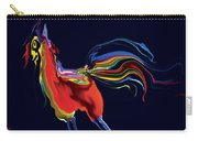 The Scared Rooster Carry-all Pouch