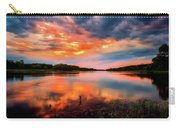 The Scenic Elbe Carry-all Pouch