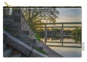 The Schuylkill Steps - East Falls - Philadelphia Carry-all Pouch