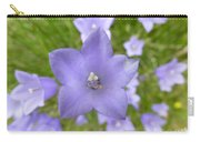 The Scottish Bellflower Carry-all Pouch