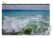 The Sea Breathes Carry-all Pouch