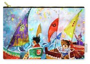 The Sea Cruise Of Tivoli Gardens Carry-all Pouch