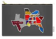 The Sec South Eastern Conference Teams Carry-all Pouch