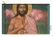 The Second Coming Of Christ The King 149 Carry-all Pouch