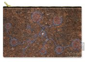 The Sedona Star Chart Carry-all Pouch