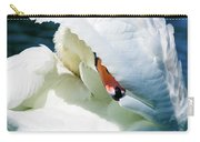 The Seductive Swan Carry-all Pouch