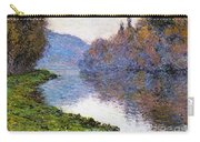 The Seine At Jenfosse Carry-all Pouch