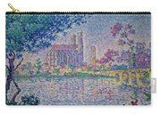 The Seine At Mantes, By Paul Signac, 1899-1900, Kroller-muller M Carry-all Pouch