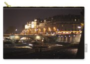 The Seine At Night Carry-all Pouch