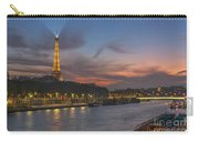 The Seine Evening Carry-all Pouch