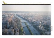 The Seine River In Paris Carry-all Pouch
