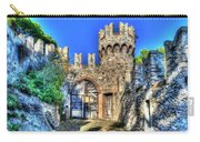 The Senator Castle - Il Castello Del Senatore Carry-all Pouch