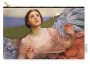 The Sense Of Sight By Annie Swynnerton  Carry-all Pouch