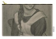 The Servant Girl Painting Carry-all Pouch