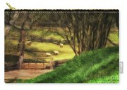 The Sheep's In The Meadow Carry-all Pouch