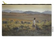 The Shepherdess Carry-all Pouch