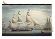 The Ship -favorite-maneuvering Off Greenock Carry-all Pouch
