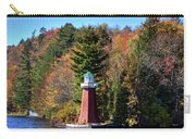 The Shoul Point Lighthouse Carry-all Pouch