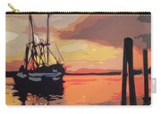The Shrimp Boat Carry-all Pouch