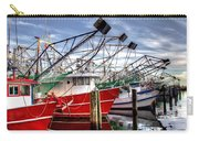 The Shrimpers Salute Carry-all Pouch