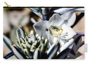 The Shy Desert Lily Carry-all Pouch