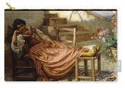 The Siesta, 1909 Carry-all Pouch