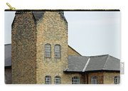 The Silk Mill - Derby Carry-all Pouch