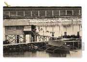 The Simple Life In Living Sepia Carry-all Pouch