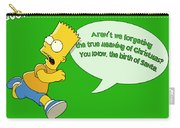 The Simpsons Carry-all Pouch
