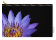 The Singular Embrace Topaz  Carry-all Pouch