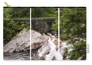 The Sinks Smoky Mountains Triptych Carry-all Pouch