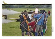 The Skirmish Begins Carry-all Pouch