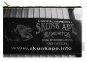 The Skunk Ape Carry-all Pouch