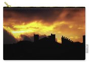 The Sky Is On Fire Sunrise Carry-all Pouch