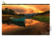 The Sky's On Fire Carry-all Pouch