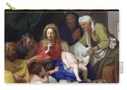 The Sleeping Christ Carry-all Pouch