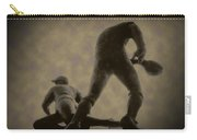 The Slide - Kick Up Some Dust Carry-all Pouch by Bill Cannon