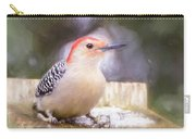The Smiling Woodpecker  Carry-all Pouch