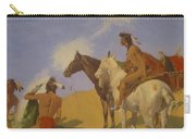 The Smoke Signal 1905 Carry-all Pouch
